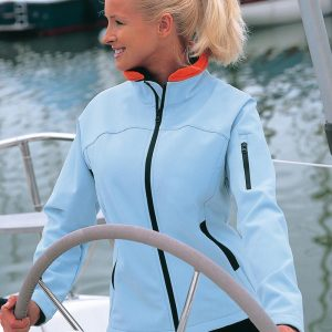 Result RS122F Ladies Soft Shell Jacket