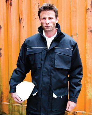 Result Work-Guard RS301 Sabre Long Coat