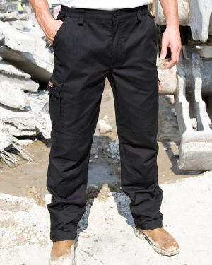 Result Work-Guard RS303 Sabre Stretch Trousers