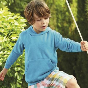Fruit of the Loom SS14B Kids Classic Hooded Sweatshirt
