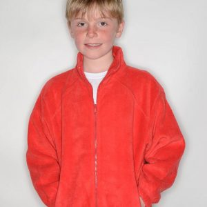 Fruit of the Loom SS50B Kids Outdoor Fleece Jacket