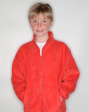 Fruit of the Loom SS50B Kids Outdoor Fleece Jacket