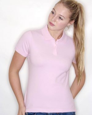Fruit of the loom SS75 Lady Fit Cotton Piqué Polo Shirt