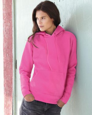 Fruit of the Loom SS801 Classic Lady Fit Hooded Sweatshirt