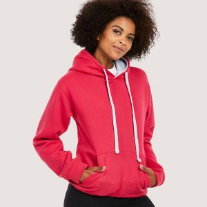 Uneek UC507 Unisex Classic Full Zip Hooded Sweatshirt