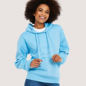 Uneek UC508 Unisex Olympic Hooded Sweatshirt