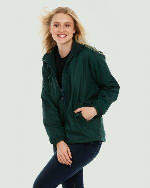 Uneek UC605 Premium Reversible Fleece Jacket