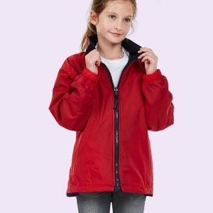 Uneek UC606 Childrens Reversible Fleece Jacket