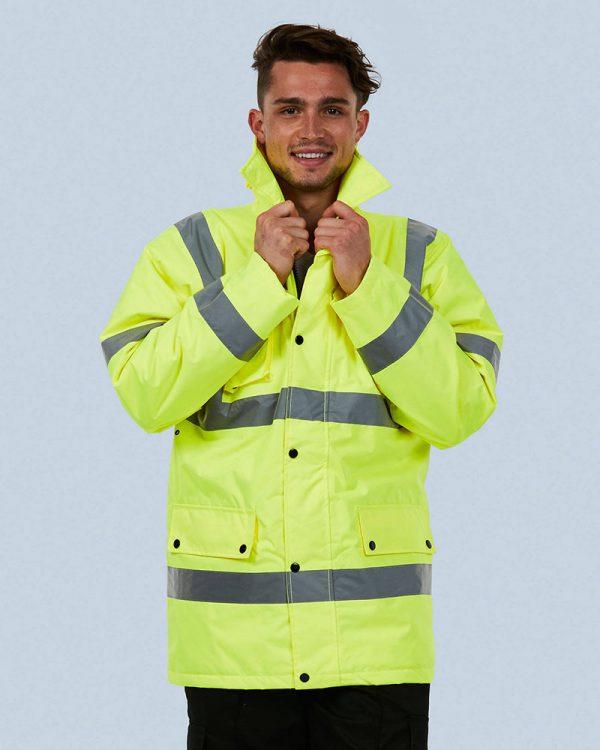 Uneek UC803 Road Safety Jacket