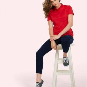 Uneek UC128 Ladies Super Cool Workwear Poloshirt